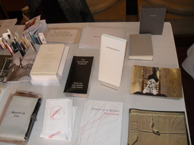 AMBruno books at Leeds 2011