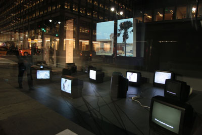 Project 101 Video Works at The LAB Gallery, New York, 2011